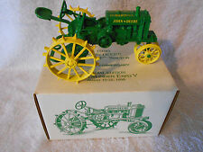 1995 Ertl Diecast 1/16 John Deere P Two-Cylinder Expo V Special Edition w/Box  5