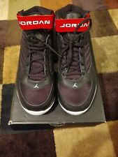 Jordan BCT Mid 3 2015, Size 12, 100% Authentic, Black/White/Gym Red. New