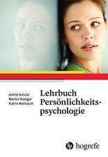 Gebundene-Ausgabe Bücher über Psychologie für Persönlichkeitspsychologie