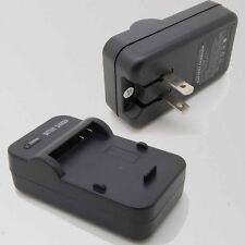 Battery Charger For PANASONIC CGA-S005 S005E Lumix DMC-FX8GK FX8GN LX1GN FX10S