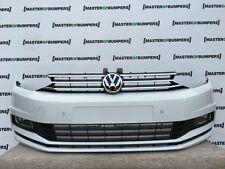 VW Touran 2015-2016 pare-chocs avant complet en blanc [V204]