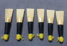 Scottish Great Highland Bagpipe Cane Reeds 6 Pcs/Bagpipes Reeds ready to Play