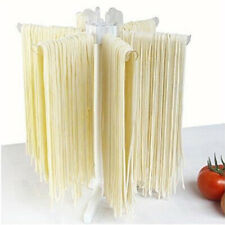 Fresh Pasta Drying Rack Spaghetti Noodle Dryer Holder Foldable Home Kitchen HOT