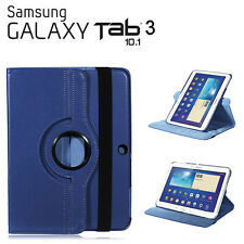 "FUNDA + PROTECTOR TABLET SAMSUNG GALAXY TAB 3 10.1"" P5200 - AZUL OSCURO"