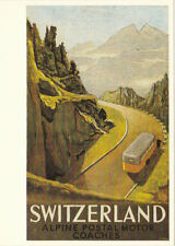 Switzerland Single Collectable Advertising Postcards