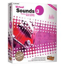 🥇 eJay Virtual Sounds 3, 24400 Wav Hq, samples and Loops, all Daw, Make Music.