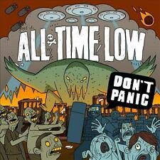 Don't Panic by All Time Low (CD, Oct-2012, Hopeless Records)