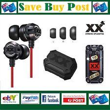 Genuine JVC XX Xtreme Xplosives In-Ear Headphones Earphones HA-FX3X Better Sound