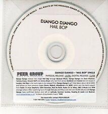 (DD49) Django Django, Hail Bop - 2012 DJ CD