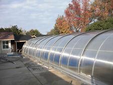 Aquashield Ellipse Telescopic Pool/Spa Enclosure or GREENHOUSE