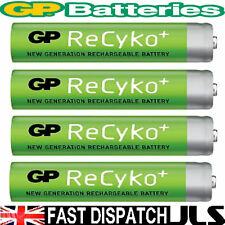4 x cordless phone AAA batteries rechargeable 59h Dect
