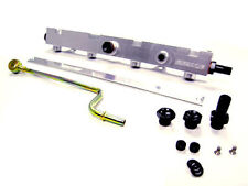 OBX Fuel Rail 02 03 04 05 06 Acura RSX Type-S K20A / 02 03 04 Civic Si Polish