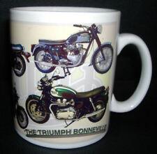 1 JAMES CAPTAIN Motorbike Fine Bone china mug cup beaker