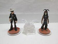 Disney Infinity Lone Ranger Playset - Lone Ranger, Tonto, Playset Piece