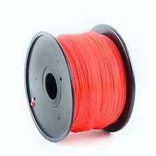 Gembird 3D Printer ABS Printing Filament / 3mm / 1kg Spool Roll / Black