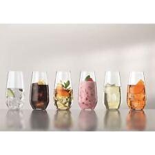 6 Spiegelau Summerdrink Longdrink Dessertglas Saftglas Wasserglas Eistee 550 Ml