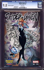 == Spider-Gwen #1 - Midtown Comics - J. Scott Campbell Cover - CGC 9.8 ==