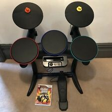 Guitar Hero World Tour Drum Kit Controller & Game Nintendo Wii
