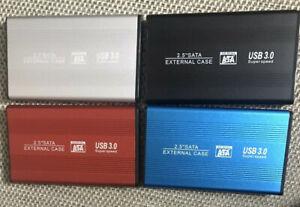 EXTERNAL HDD HARD DRIVE USB 3.0 PS4 Xbox One PC MAC 320GB 500GB 750GB 1TB 2TB