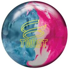 14lb Brunswick Twist Blue/Pink/Snow Pearl Reactive Bowling Ball NEW