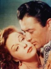 SUSAN HAYWARD & GREGORY PECK in 'David & Bathsheeba' - Orig. 35mm SLIDE - 1951