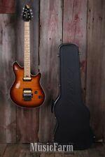 Peavey USA HP2 Electric Guitar Flame Maple Top Tobacco Burst w Case & COA NAMM