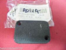 COUVERCLE DE MAITRE CYLINDRE AV/AR ADIVA / VELVET REF. R43440071A0