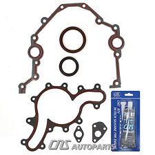 Ford 4.0L SOHC Engine Timing Cover Gasket Set, Front Oil Seal, Water Pump Gasket