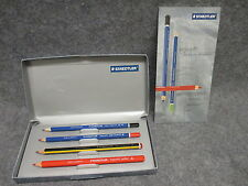 Staedtler Ergo Soft 4 Pencil Artist Artists Drawing Pencils Sample Pack Unused