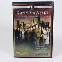 Downton Abbey: Season 2 DVD 2014 3-Disc Set