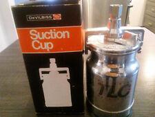 New listing DeVilbiss- Tlc 1 Qt Cup paint spray gun