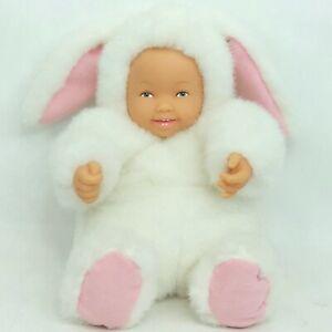 Anne Geddes baby rabbit plush soft toy doll