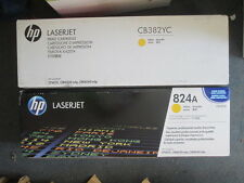 Genuine HP 824A CB382A Yellow Toner Cartridge for CP6015 6030 6040 mfp