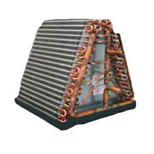 """AC Series Hydronic """"A"""" Coil, 4 and 5 Ton, For Chilled & Hot Water Heat Exchanger"""