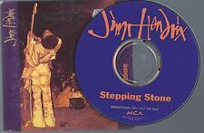 "Jimi Hendrix      ""Stepping stone""     Rare Promo  One Track Single CD"