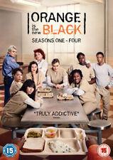 Orange Is The Black Seasons 1 - 4 DVD 5055761909937 Taylor Schilling L.