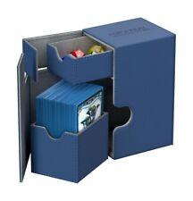Ultimate Guard Flip´n´Tray Deck Case 80+ Standardgröße XenoSkin Blau