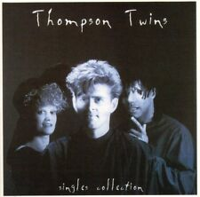 Thompson Twins Singles Collection CD NEW