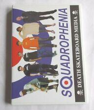 SQUADROPHENIA DEATH SKATEBOARD DVD 2004 CATES NICHOLSON CALLOW