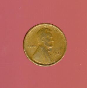 1909-S Lincoln Wheat Cent   Semi-Key Date   Very Fine   San Francisco   CP2926