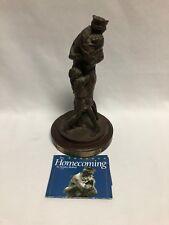 Stanley Bleifeld The Homecoming Bronze Statue US Navy Memorial