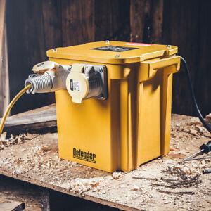 5Kva Portable Transformer 110V 5000W Power Tools Defender E205042