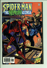Spiderman Venom Agenda 1 - High Grade 9.6 NM+