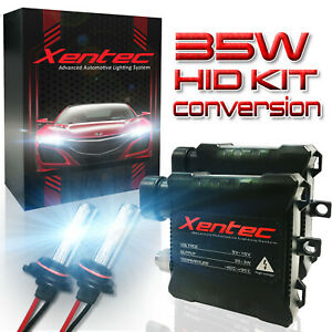 Xentec HID Xenon Conversion Kit for BMW Any Model H1 H3 H7 H8 H11 9006 D2S