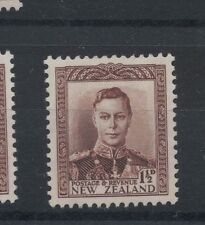 1938 New Zealand Definitives GEO VI SG 607 MLH