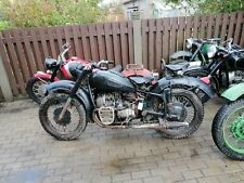 URAL DNEPR motorcycle braking for parts