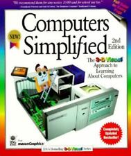 IDG's 3-D Visual Ser.: COMPUTERS SIMPLIFIED by Maran Graphics Staff (1995,...