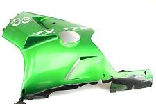2000 2001 KAWASAKI NINJA ZX12R GREEN OEM LEFT LOWER MID UPPER SIDE FAIRING COWL