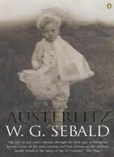 Austerlitz By W. G. Sebald, Anthea Bell. 9780140297997