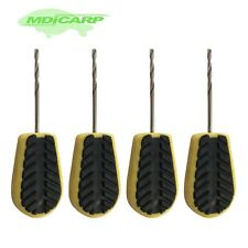 Pack of 4 MDI Carp Baiting Drill Tool for Carp, Barbel, Coarse Fishing
